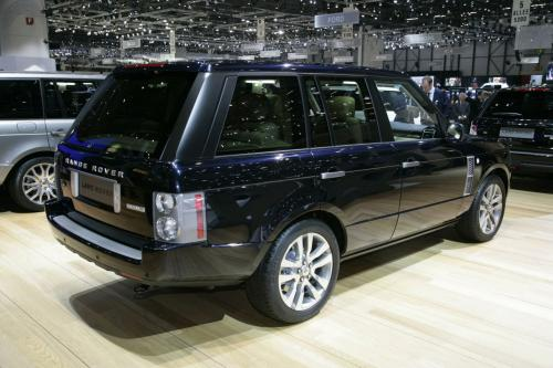 Range Rover Quot Westminster Quot Limited Edition