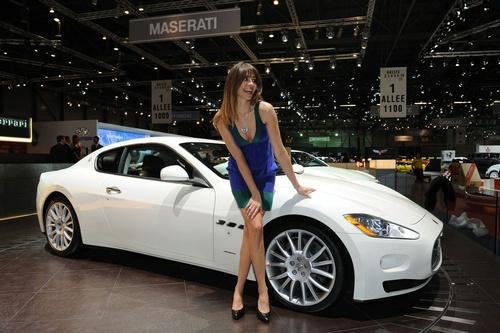 Maserati Car. video of the car. Maserati