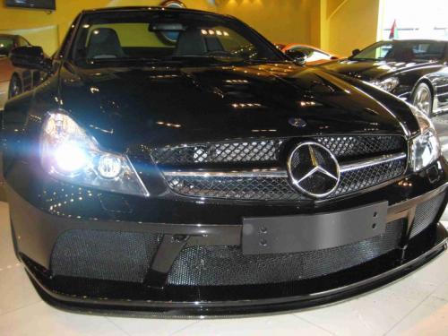 mercedes amg black series. AMG Black Series! sl65 4