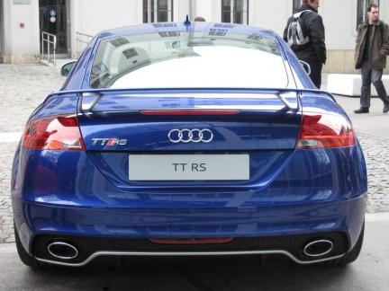 Audi TT RS for 64,300 Euros! ttrs09