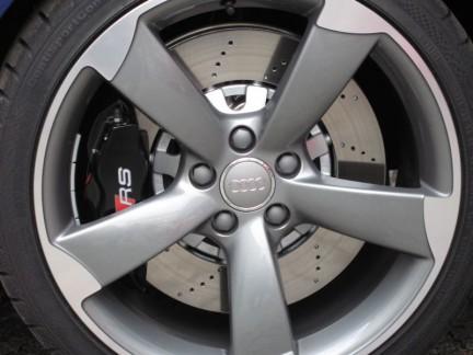 Audi TT RS for 64,300 Euros! ttrs16