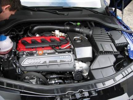 Audi TT RS for 64,300 Euros! ttrs17