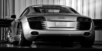 WheelsAndMore upgrades Audi R8 with 530hp