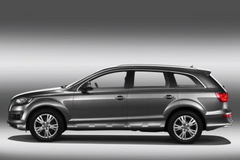 2010 Audi Q7 Amazing Design