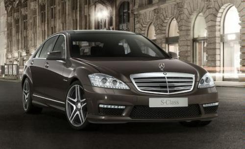 Sewa Mercedes S Class