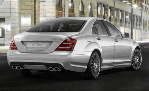 2010 Mercedes-Benz S63 AMG / S65 AMG Revealed – News – Car and Driver