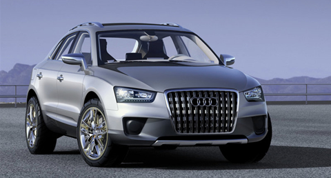 2011 Audi Q3 Will Be Made In Spain