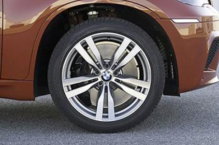 Bmw X6m Brakes Cover Ahead Of Debut