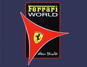 Ferrari-park Abu Dhabi