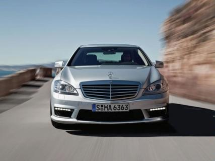 2010 Mercedes Benz S65 Amg. The Mercedes-Benz S 63 AMG and