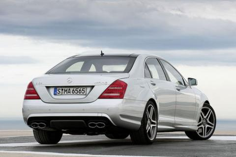 mercedes s class amg. Official: 2010 Mercedes S63