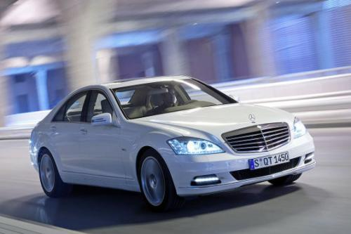 2010 mercedes s class facelift revealed. Black Bedroom Furniture Sets. Home Design Ideas