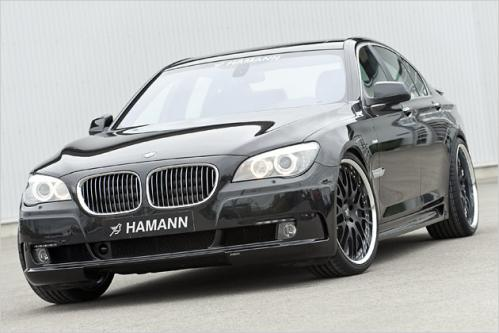 hamann tuning package for 2009 bmw 7 series. Black Bedroom Furniture Sets. Home Design Ideas