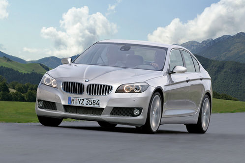 BMW 3 series GT is in the works 2011 series5