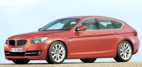 2013 BMW 3-series GT