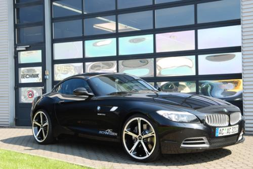 Ac Schnitzer Tuning Package For 2010 Bmw Z4