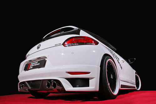 Vw scirocco tuning parts