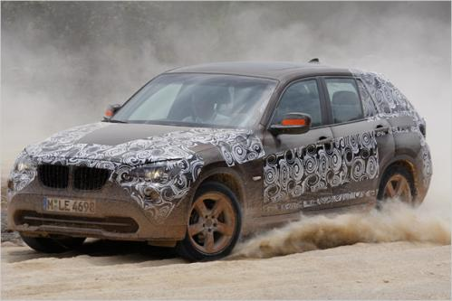 Best Shots Of Bmw As It Goes Off Road