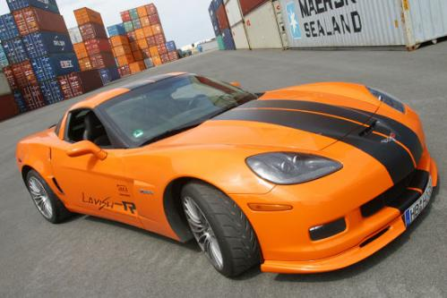 Infinity Performance Corvette Z06 Lavish-R