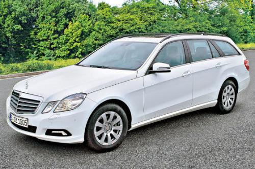 2010 mercedes e class estate on sale this november