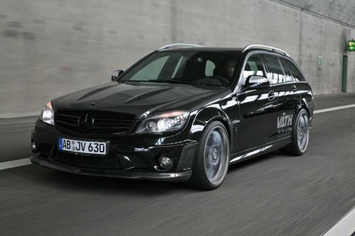 vath v63rs mercedes c63 amg estate 1 at VATH modifies Mercedes C63 AMG Estate