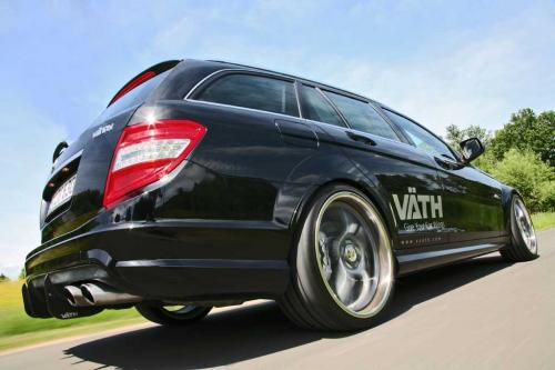 vath v63rs mercedes c63 amg estate 4 at VATH modifies Mercedes C63 AMG Estate