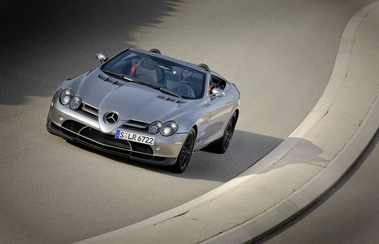676996 1218234 5616 3612 08C1171 01 at Mclaren Mercedes SLR Roadster 722S   New pics