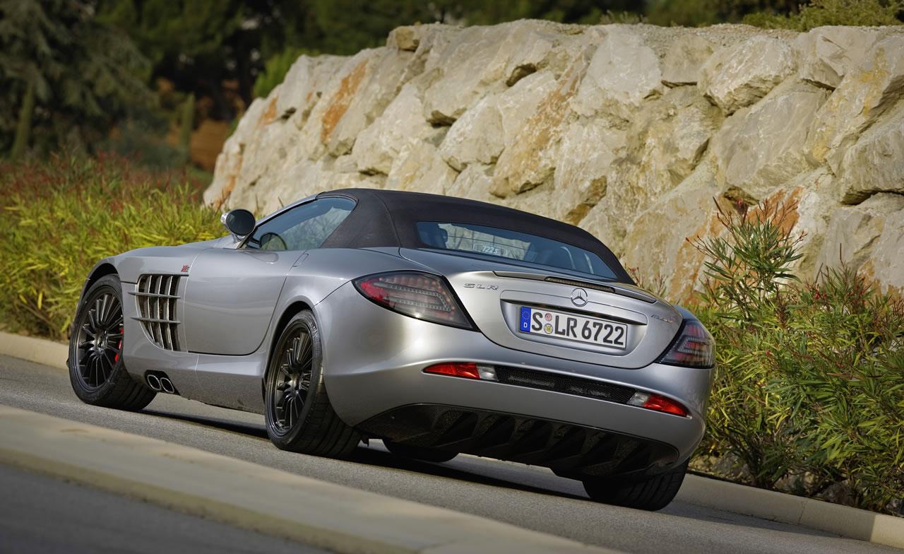 676999 1218243 5616 3438 08C1171 04 at Mclaren Mercedes SLR Roadster 722S   New pics