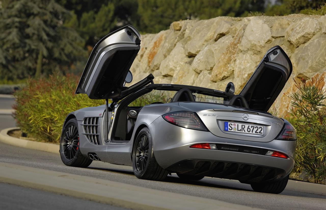677000 1218246 5514 3564 08C1171 05 at Mclaren Mercedes SLR Roadster 722S   New pics