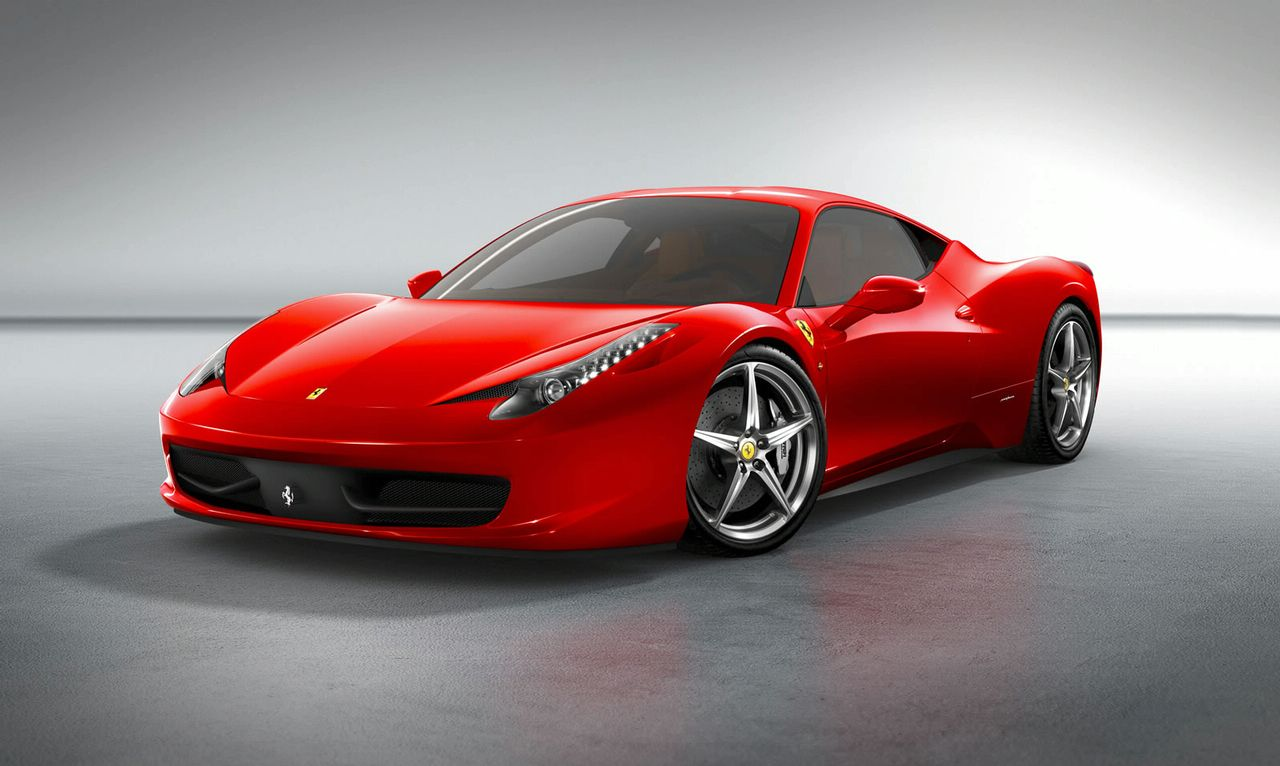 Ferrari 458 Italia at Ferrari 458 Italia   F430s replacement revealed