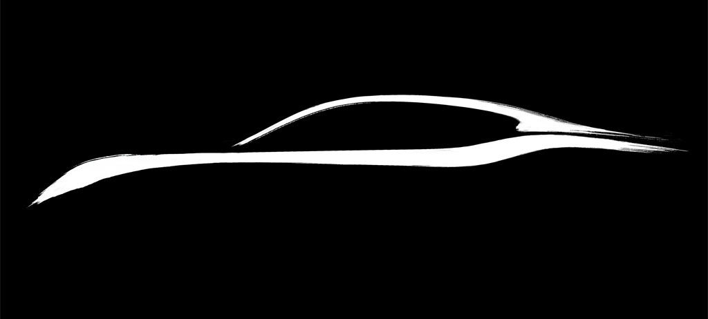 2011 Infiniti M at Infinity M teaser   Debut at Pebble Beach Concours