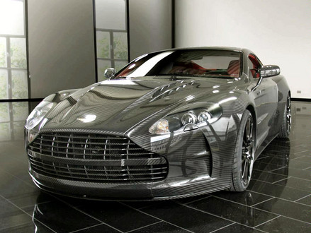 Aston Cyrus 1 At Aston Martin Cyrus By MANSORY