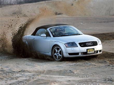 Audi Powerslide at How to Powerslide a Car