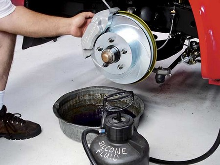 Bleed Brakes at How to Bleed Brakes