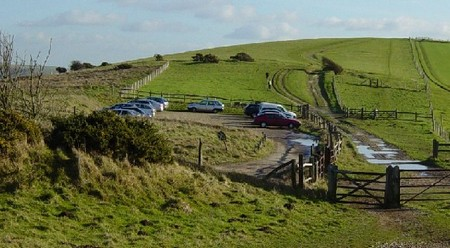 Car Parking on Hill at How to Park on a Hill