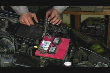 Change Car Battery at How to Change a Car Battery