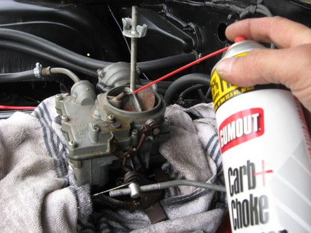 Clean Carburetor at How to Clean a Carburetor
