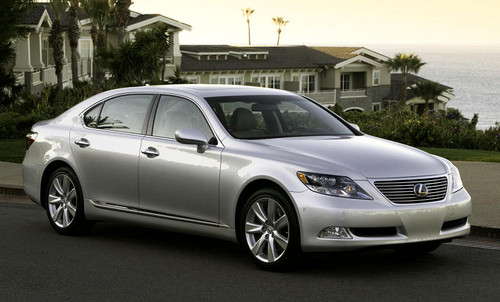 Lexus Ls 600h L 2009 At Announced Pricing On 2010 And Gs Models