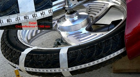 Measure Tire Sizes at How to Measure Tire Sizes