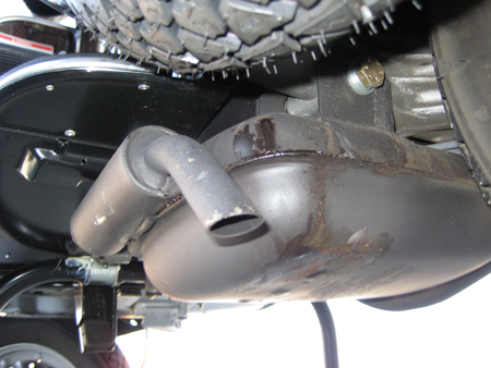 Oil Leak at How to Fix an Oil Leak