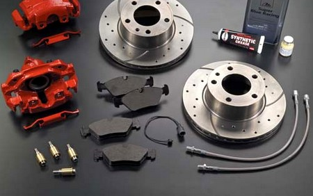 Rear Brakes at How to Install Rear Brakes on a Dodge Truck