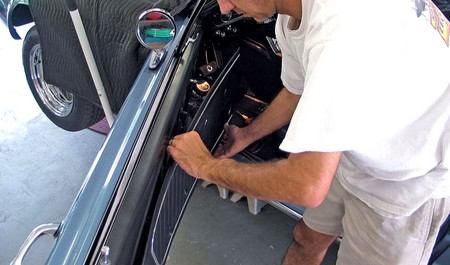 Remove a Door Panel at How to Remove a Door Panel
