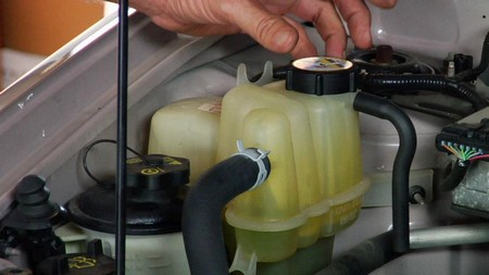 Replace Coolant at How to Replace Coolant