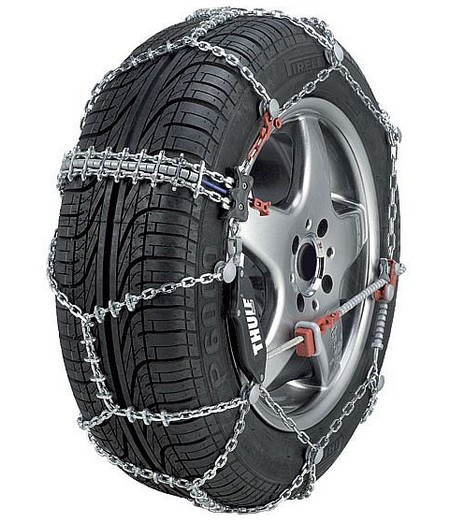 Tire Chains at How to Put on Tire Chains