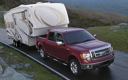 Trailer Towing at How to Tow a Trailer