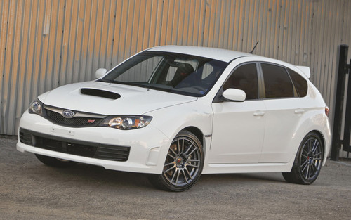 2010 subaru impreza wrx sti special edition. Black Bedroom Furniture Sets. Home Design Ideas