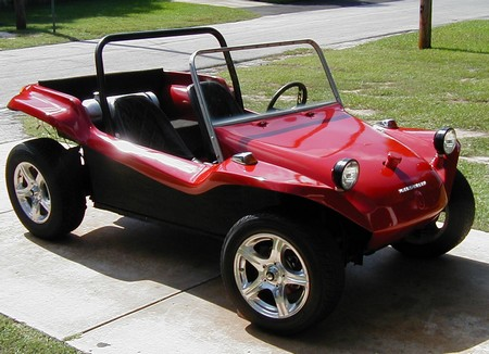 What is a Fiberglass Dune Buggy?
