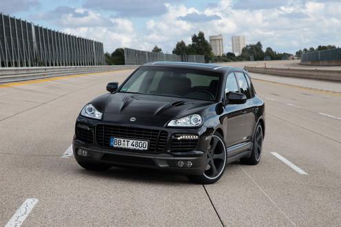 Techart Porsche Cayenne Turbo Sets A Speed Record