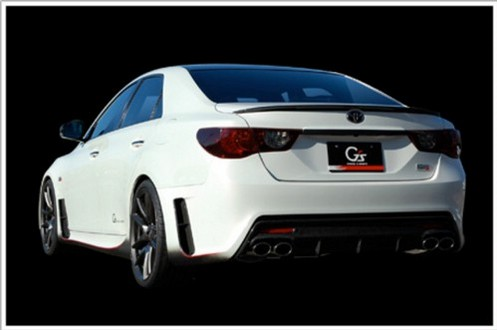 Toyota Mark X Concept G Sports