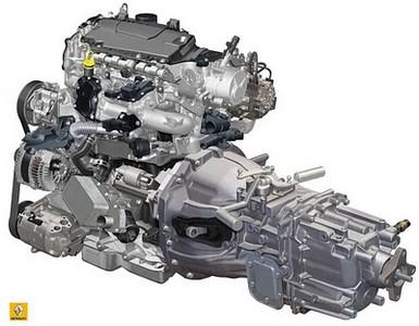 renault unveils new 2 3 dci diesel engine. Black Bedroom Furniture Sets. Home Design Ideas
